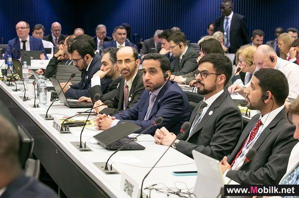 The UAE Participates in the ITU Council Session 2019