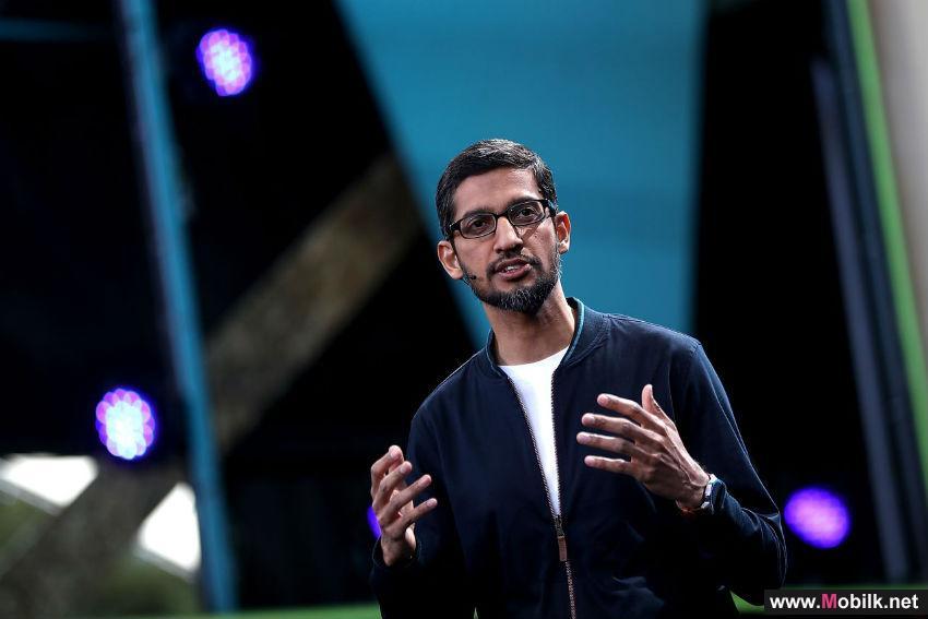 بعد مؤسس فيسبوك.. اختراق حساب الرئيس التنفيذي لشركة جوجل