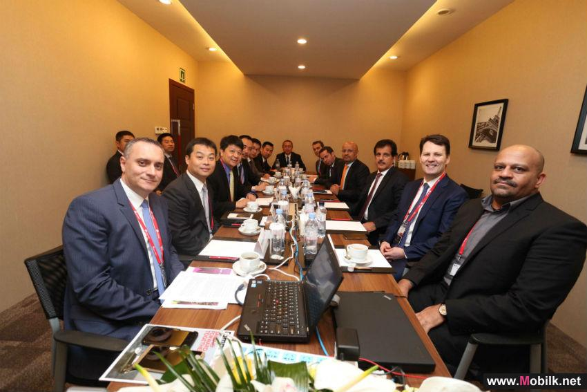 Zain Kuwait & Huawei to cooperate on 4.5G Mobile Broadband Services