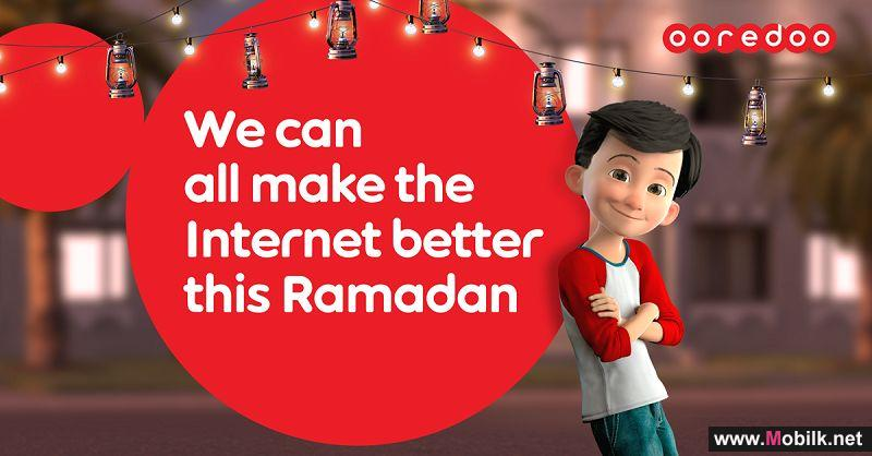 Ooredoo Launches Ramadan CSR Campaign, Encouraging Child Safety and Protection