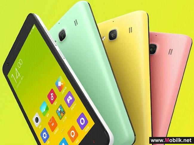 Xiaomi reveals Redmi 2: 64-bit, LTE, colorful designs for $110