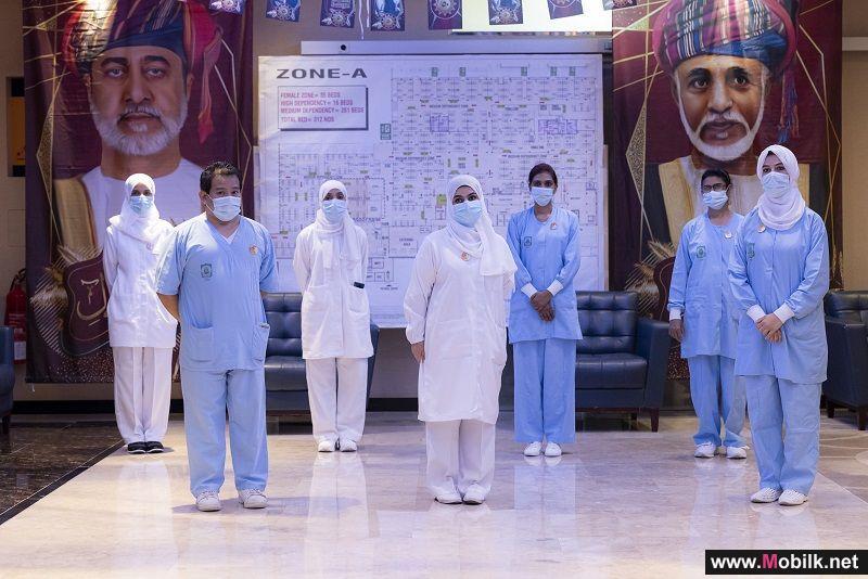 Ooredoo Honors Oman's Heroic Front-liners