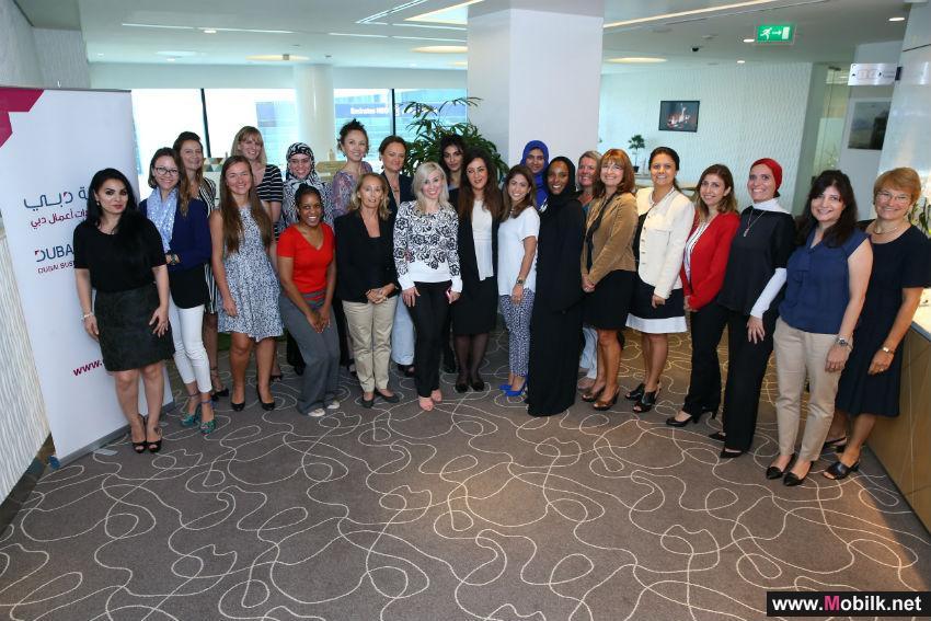 مجلس سيدات أعمال دبي يكشف عن إمكانات الأعضاء خلال ورشة عمل مع كلية هولت الدولية