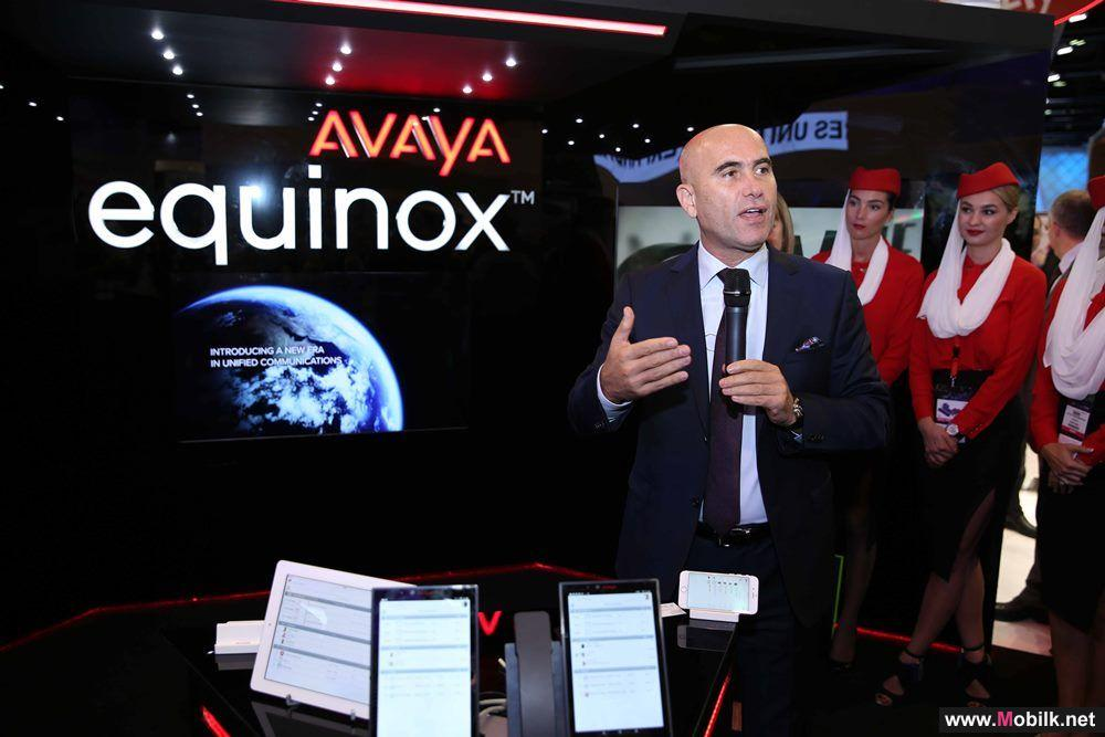 Avaya Marks New Milestone in Open Communications with Global Launch of Avaya Equinox