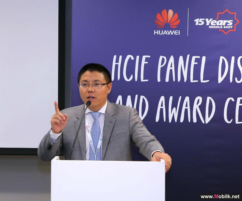Huawei Urges IT Industry to Offer Better Technical Training for Middle East Channel Partners