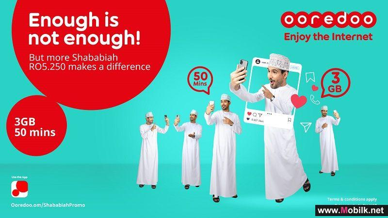 Stay Connected During Lockdown with Ooredoo's Shababiah Monthly Plans