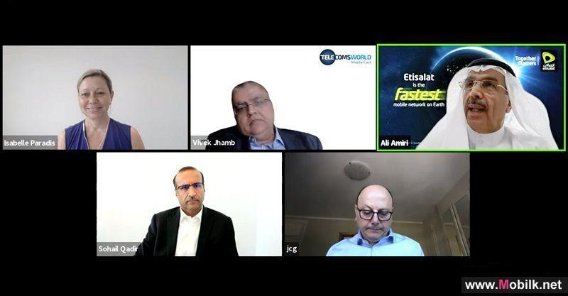 علي أميري: قطاع المبيعات بالجملة سيواصل القيام بدوره المحوري في قطاع الاتصالات مستقبلاً