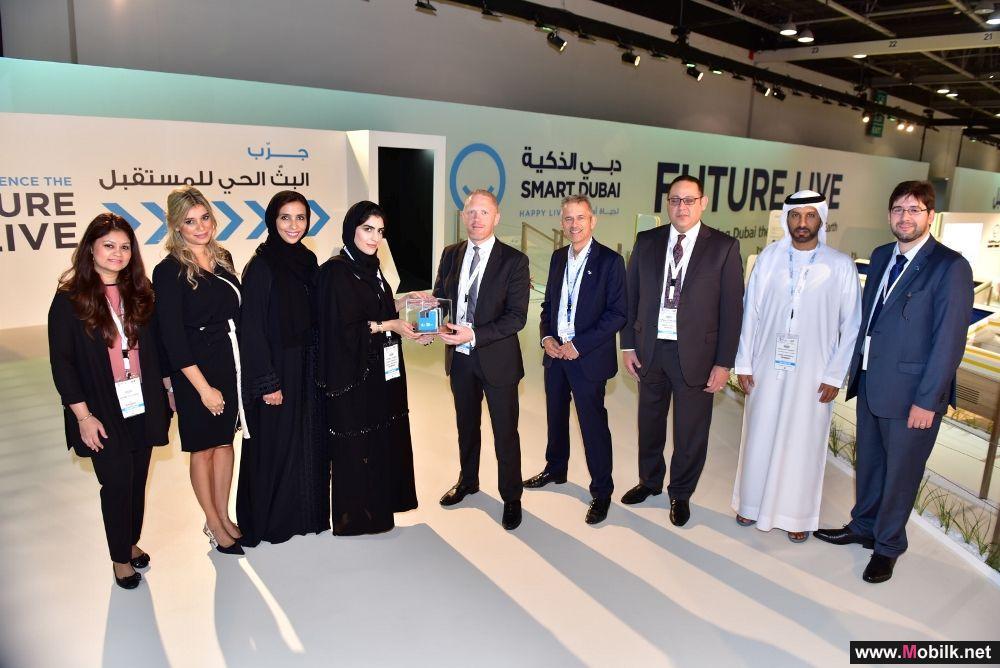 دبي الذكية ودو تتعاونان مع مطارات دبي لتعزيز منصة Dubai Pulse خلال جيتكس 2017