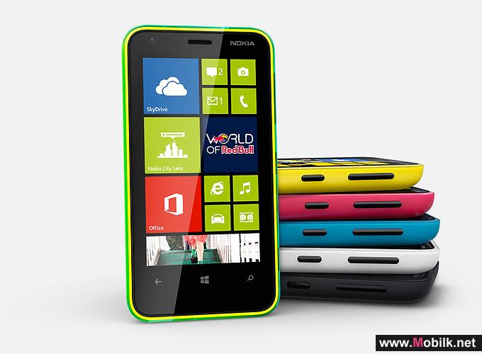 Nokia introduces new Nokia Lumia 620