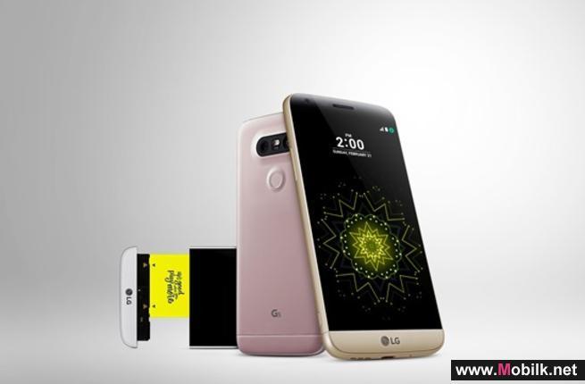 إل جي تعتزم إطلاق الجيل الثاني من هاتفها V10