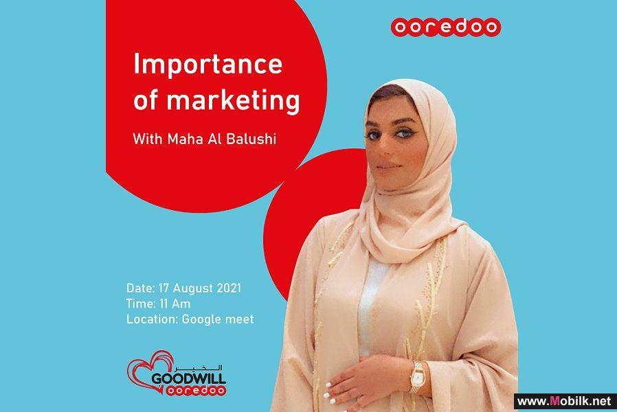 Ooredoo Keeps Entrepreneurs up to Speed with Latest  Women's Incubator Workshop