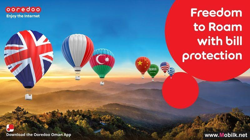 Ooredoo Gives Holidaymakers Worry-Free Data  with 'Freedom to Roam'
