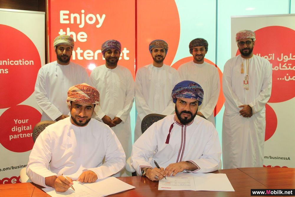 Ooredoo Partners with National Electricity Centre to Build Oman's First World-Class Internet-of-things Network