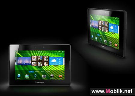 BlackBerry PlayBook OS 2.0 Available Today