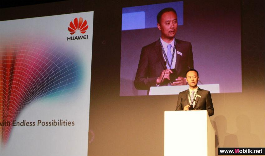 Huawei to Build Smart Cities with a 'Better Connected World' at GITEX Technology Week 2014