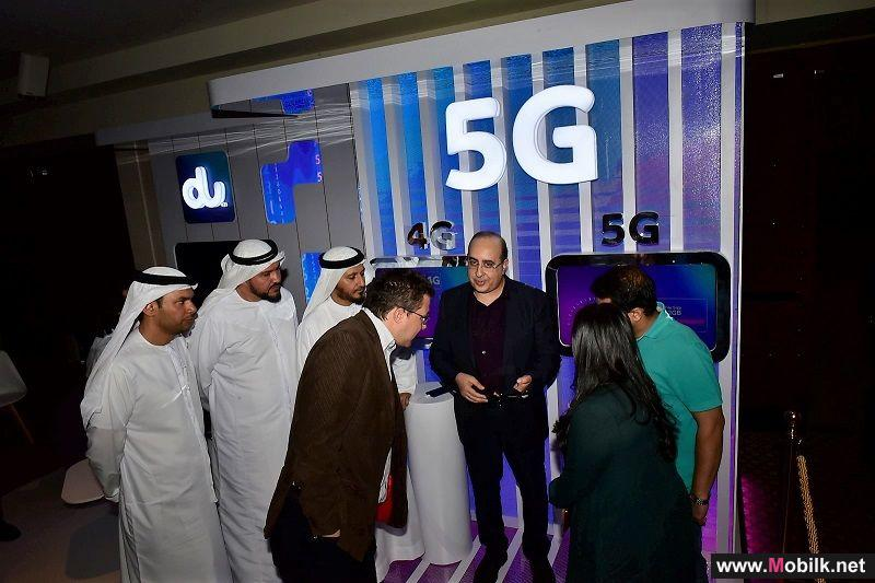 du's 5G Experience Goes Live This Ramadan