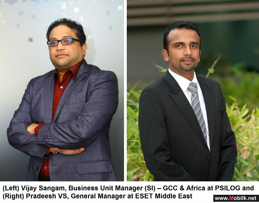 ESET Signs Distribution Agreement with PSILOG for IT Security Solutions Middle East