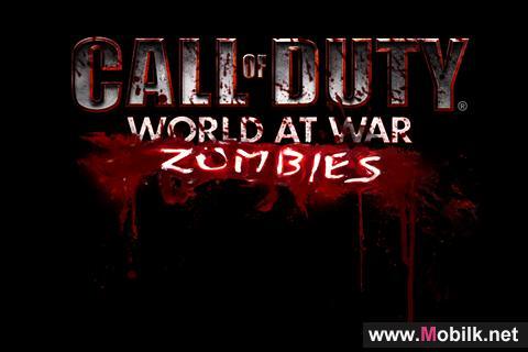 لعبة Call of Duty: World at War Zombies Unseats Bejeweled