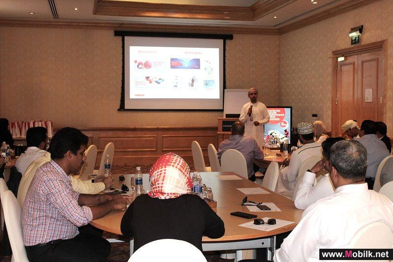 Ooredoo Connects with Business Customers to Give Them More