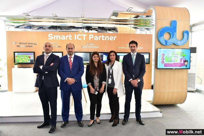 دو تقدّم رؤيتها للمرحلة القادمة من عصر الابتكار الرقمي خلال أسبوع الابتكار في بلدية أبوظبي 2019