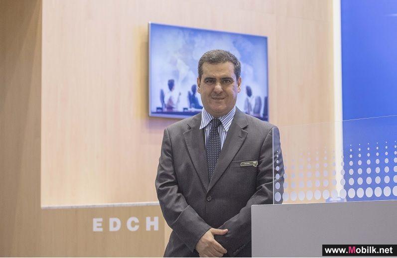 غرفة الإمارات لمقاصة البيانات تستعرض حلول شرائح الهاتف في المؤتمر العالمي للاتصالات المتنقلة
