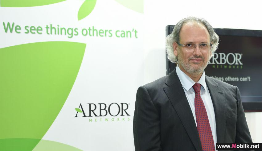 Saudi Arabia's Security Strengthened by DDOS Solution from Arbor Networks