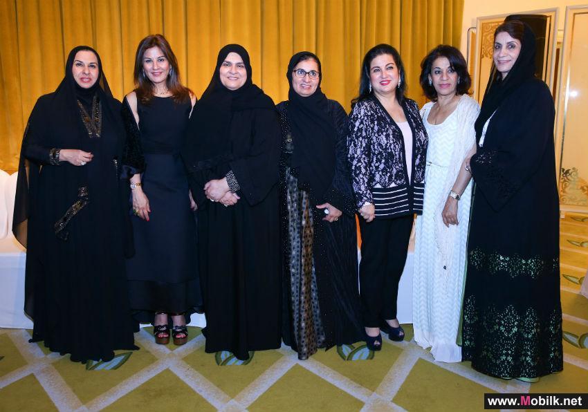 الحفل السنوي لمجلس سيدات أعمال دبي 2016