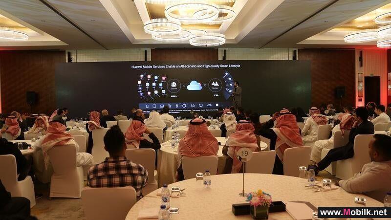 هواوي تطرح HUAWEI Mate30 Pro ملك هواتف الذكية في المملكة العربية السعودية