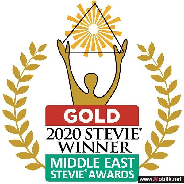 Ooredoo Scoops Double Gold at 2020 Middle East Stevie Awards