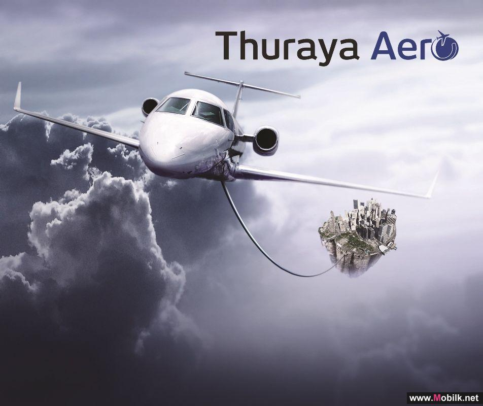 Thuraya Takes off with Inflight Connectivity