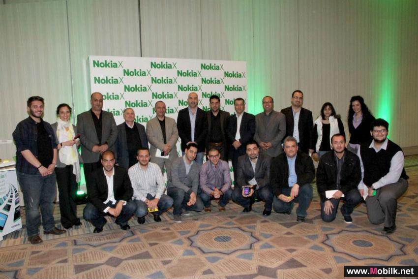 Nokia X Family Goes on Sale in Jordan