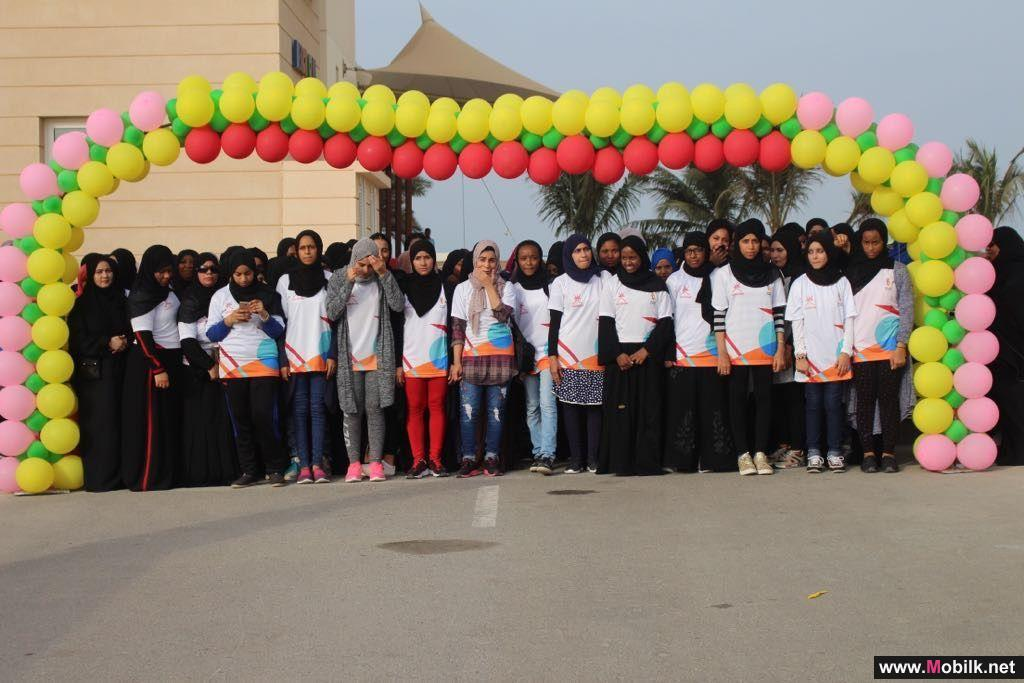 Ooredoo's Partnership with Ministry of Sports Affairs Successfully Takes 'Sports for All' Across Oman