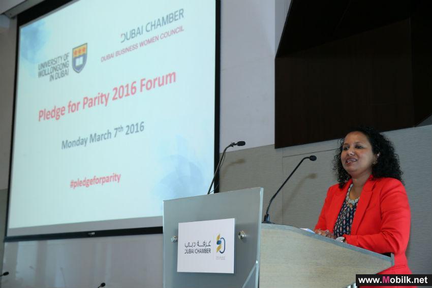 مجلس سيدات أعمال دبي وجامعة ولونغونغ يستضيفان منتدى