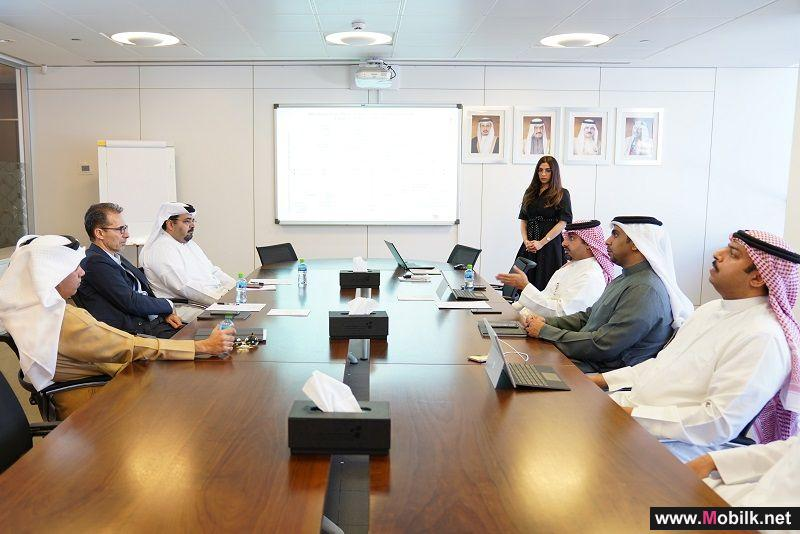 TRA Board of Directors praise TRA's outstanding efforts in Batelco Separation project and enabling the launch of 5G networks in Bahrain