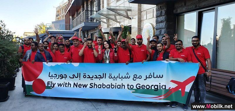 Ooredoo Thanks Top Dealers with All-Expenses Trip to Georgia
