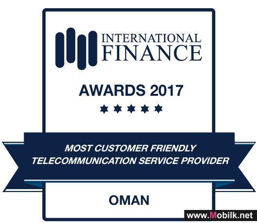 Ooredoo Wins Most Customer Friendly Telecom Provider Award 2017