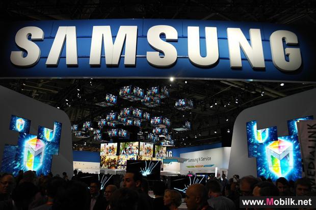 سامسونج تعتزم إنتاج نصف مليار هاتف محمول خلال عام 2013