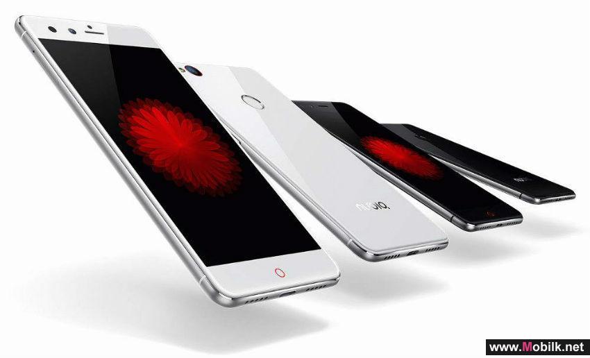 ZTE تكشف النقاب عن هاتف ZTE nubia Z11