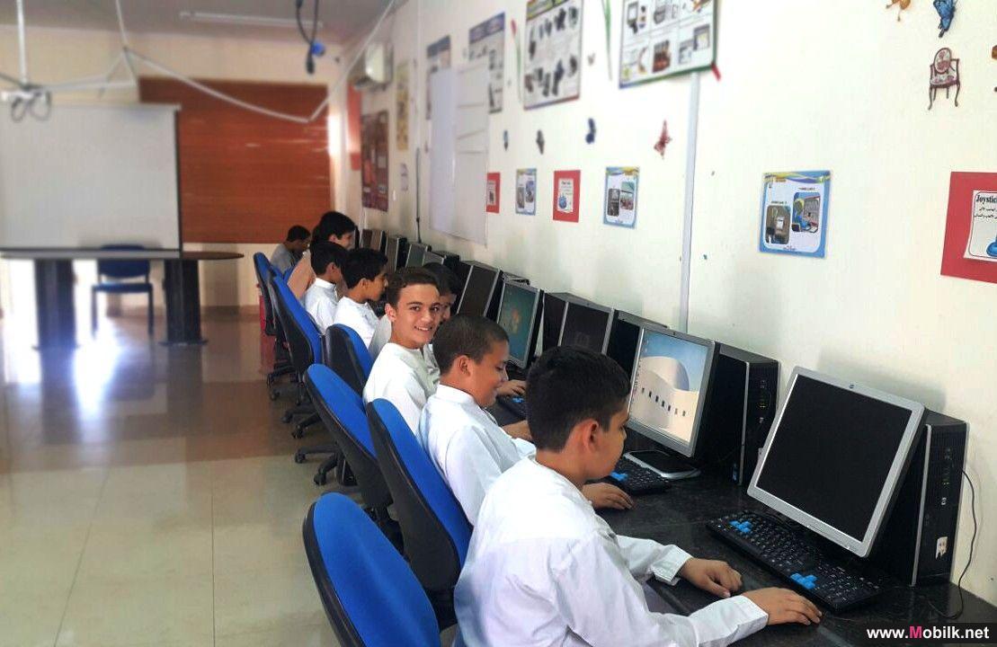 دو تتعاون مع مؤسسة دار البر لتوزيع 120 كمبيوتر على المدارس الخيرية بدولة الإمارات