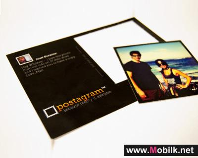 Postagram sends postcards from your iPhone