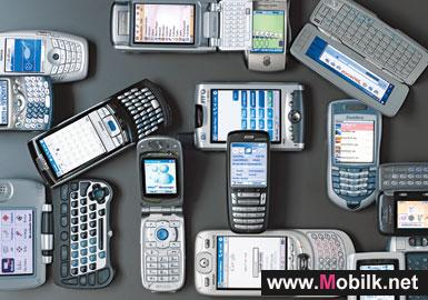الاكثر تنافسية في العالم العربي هو سوق الهاتف الخليوي السعودي