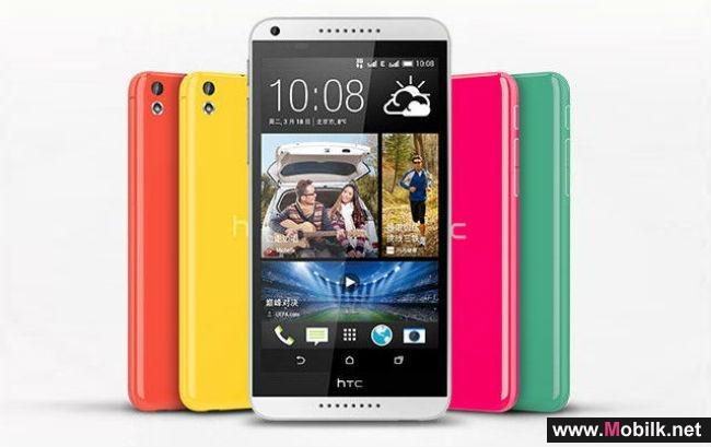 هاتف HTC Desire 816 يحتل صدارة مبيعات الهواتف في مصر