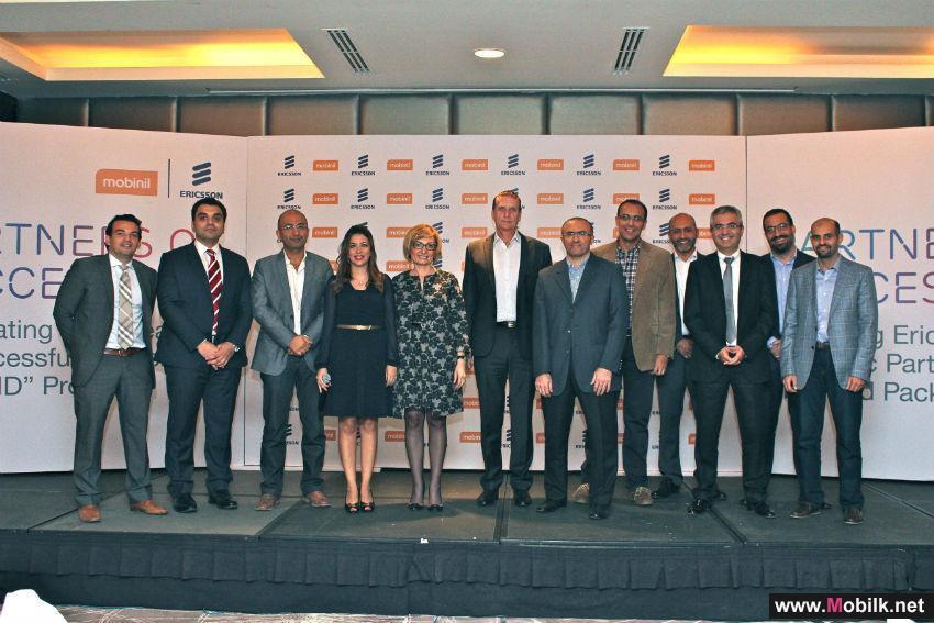 إريكسون وموبينيل توسعان نطاق تعاونهما لضمان أعلى معايير الأداء للمشتركين في جميع أنحاء مصر