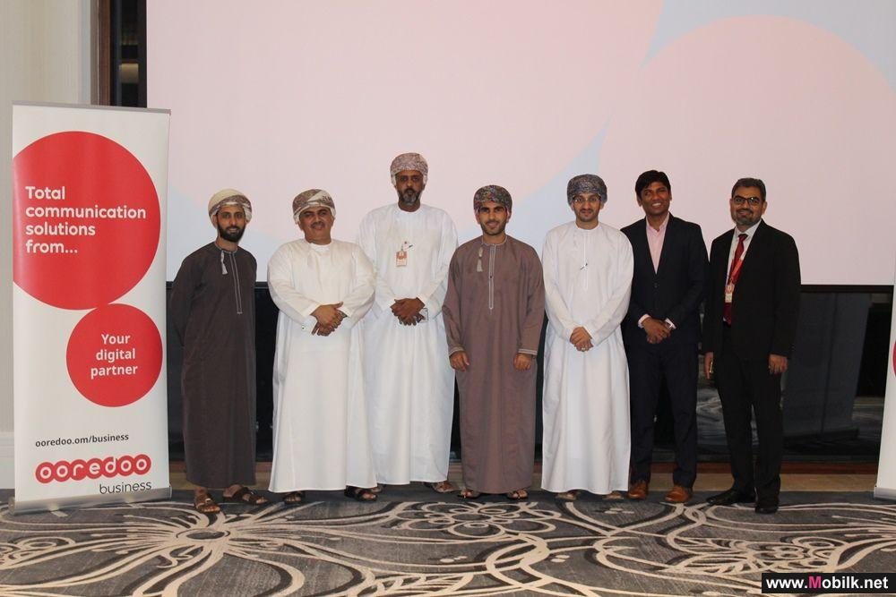 Ooredoo Unites Business to Business Customers in Salalah