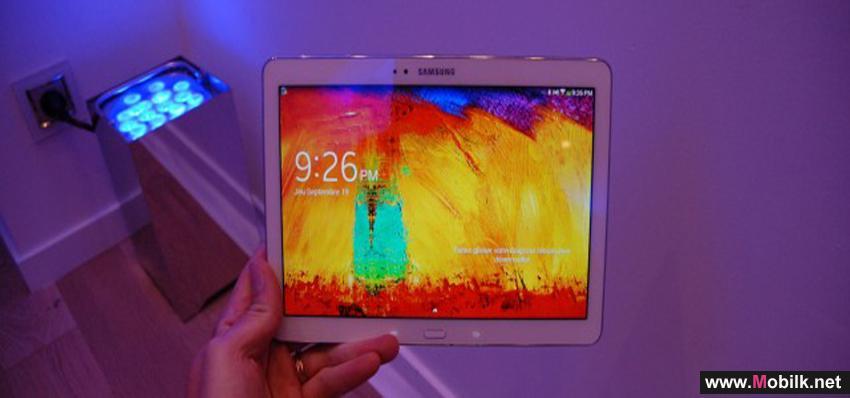 سامسونج تطرح «Galaxy Note 10.1» إصدار 2014 في المملكة العربية السعودية