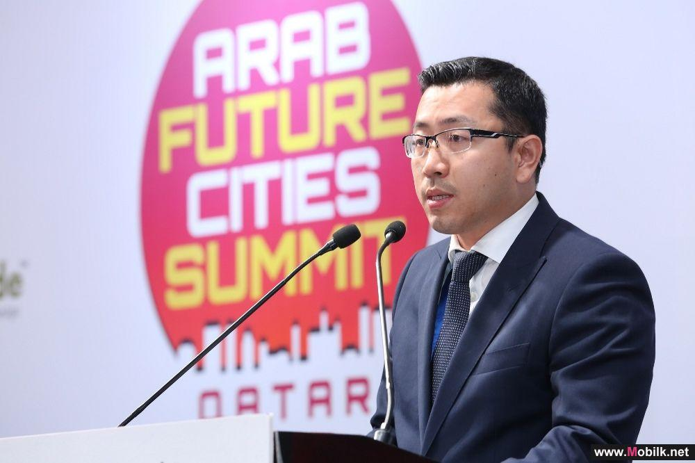 Huawei shares its vision for future cities in Qatar