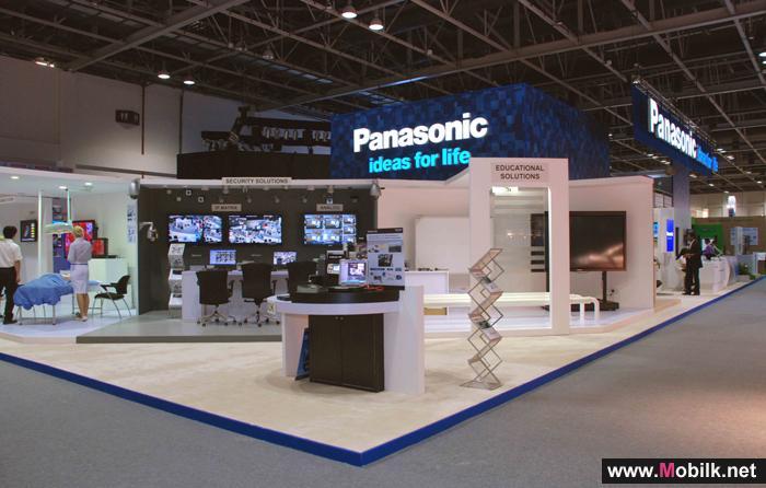 باناسونيك تعرض أحدث حلولها المتقدمة الداعمة لقطاعات الأعمال المختلفة خلال أسبوع جيتكس للتقنية 2011