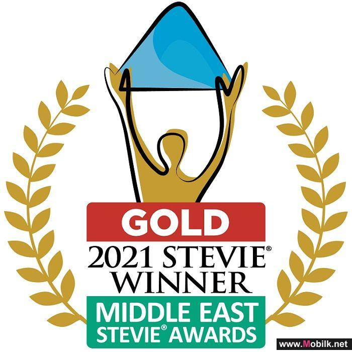 Ooredoo Strikes Gold for Innovation with Three Stevie Award® Wins