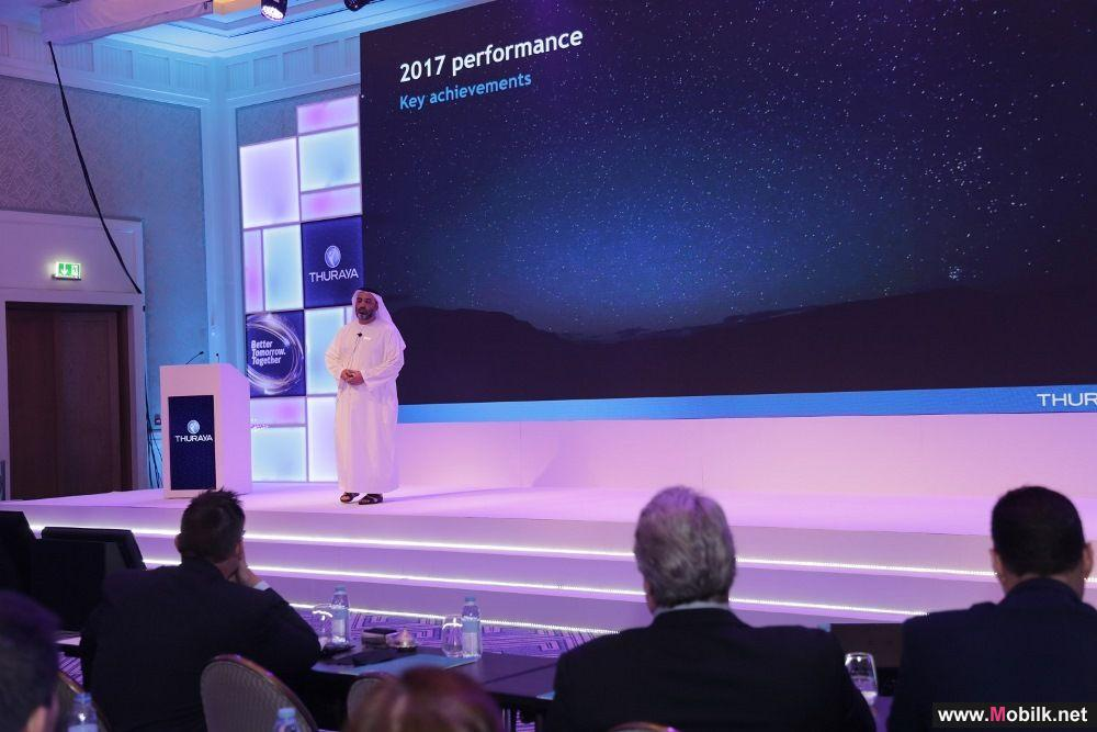 Thuraya holds its 16th Partner Conference in Dubai