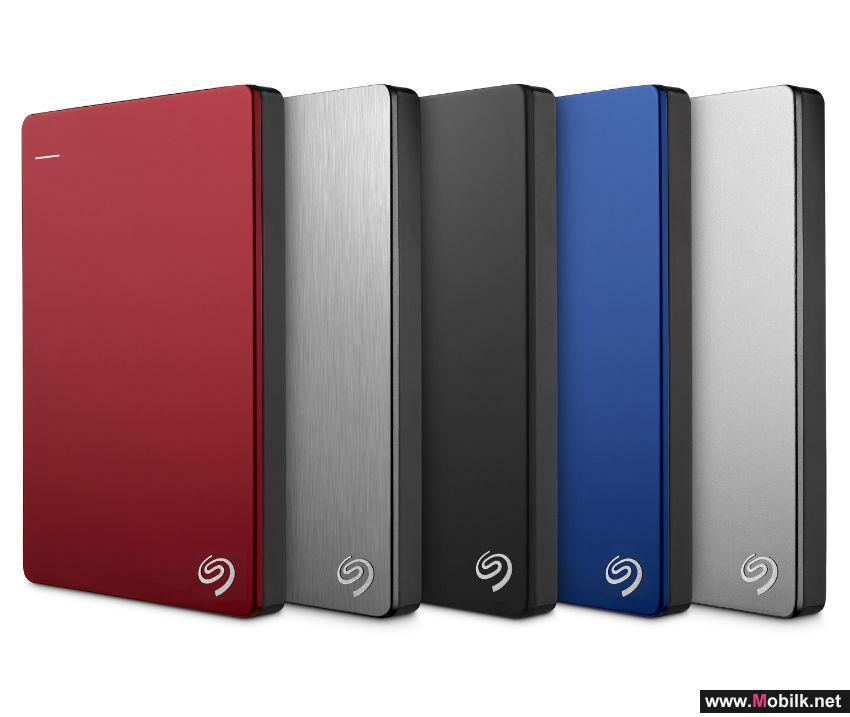 Reimagining Storage with Seagate Backup Plus Drives